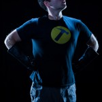 Photograph of Captain Hammer from Whedonesque Burlesque 2