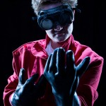 Photograph of Dr. Horrible from Whedonesque Burlesque 2